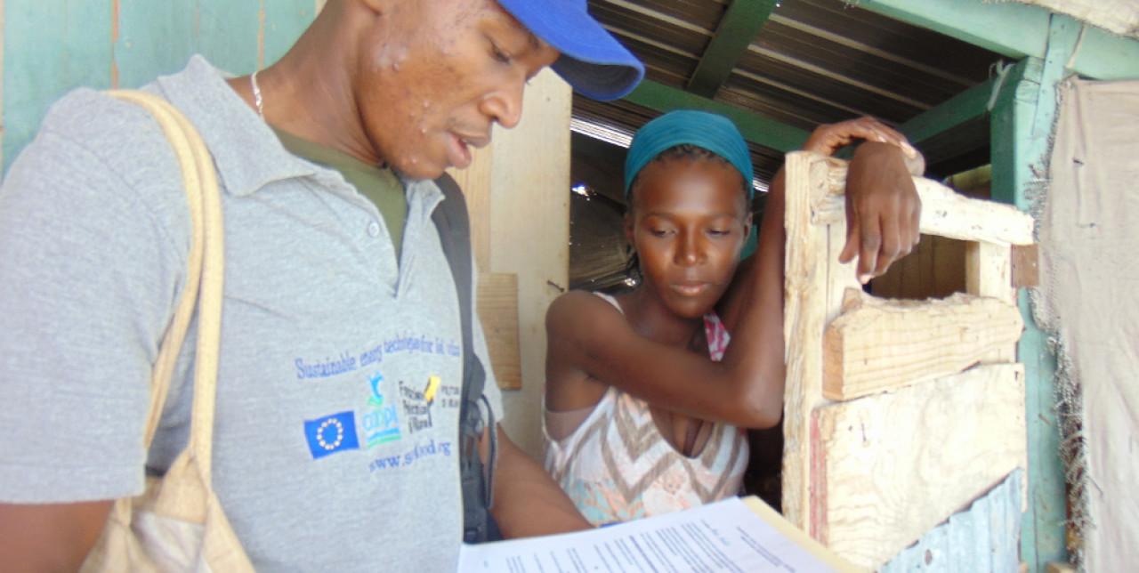 Giornata internazionale per la riduzione dei disastri - Il lavoro di COOPI ad Haiti