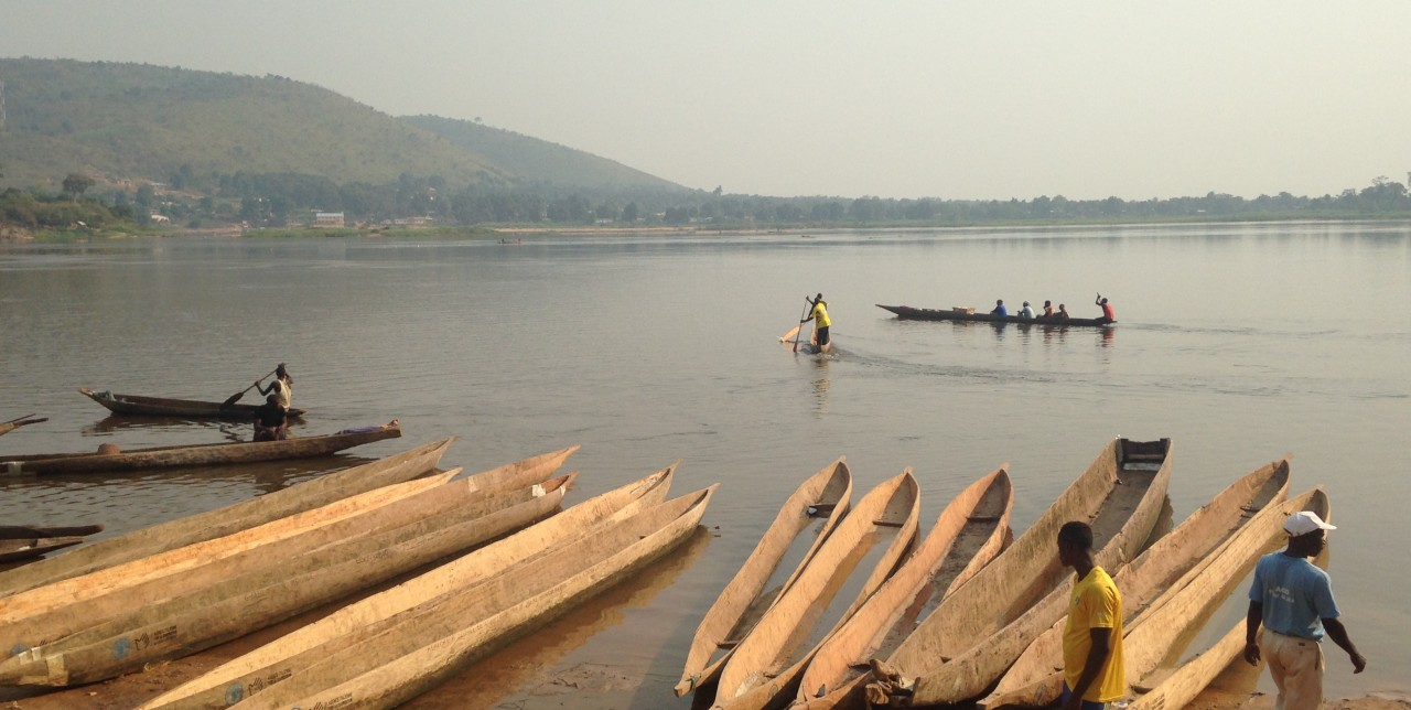 A hook of hope for the fishermen of Central African Republic