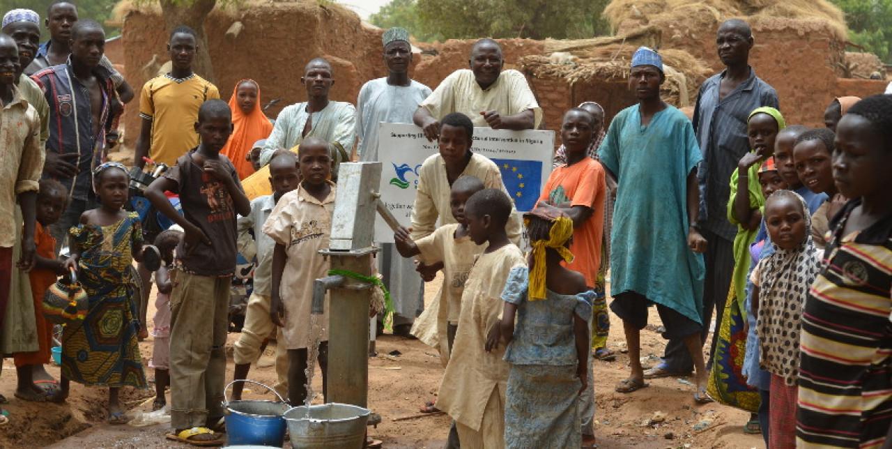 The humanitarian crisis in Nigeria