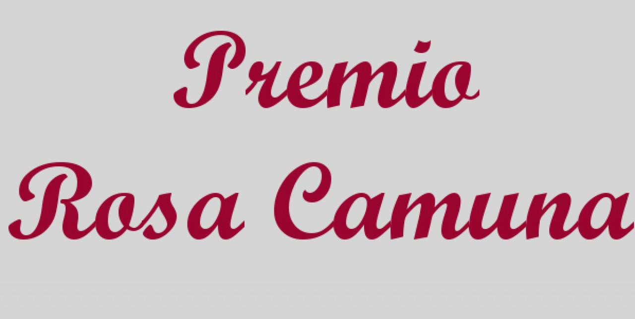 Premio Rosa Camuna 2017