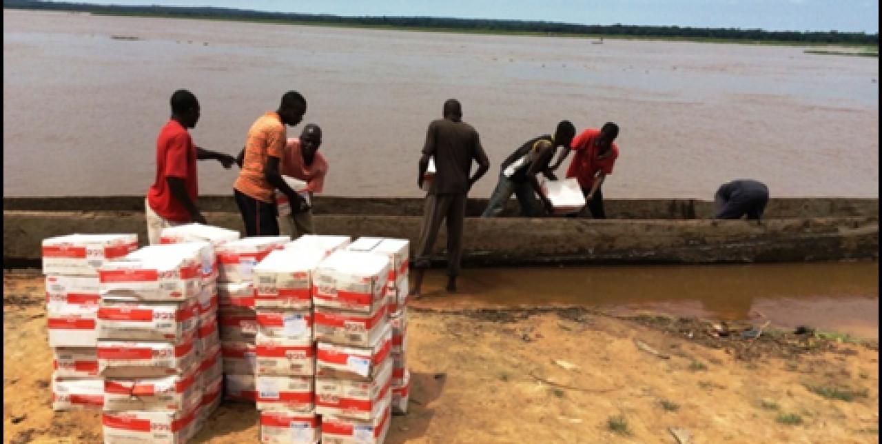 Una risposta rapida contro la malnutrizione acuta in Congo