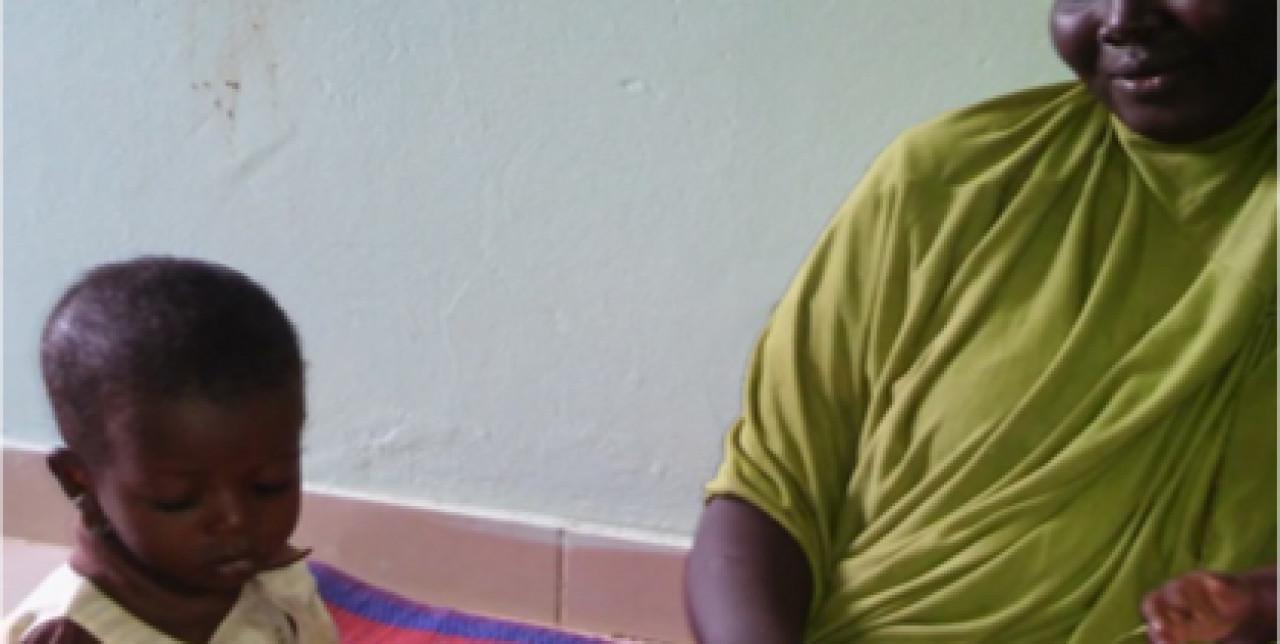 Mariama e le mamme contro la malnutrizione