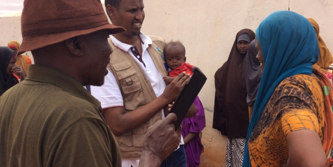 Somalia: learning to react to the crisis looking at the future