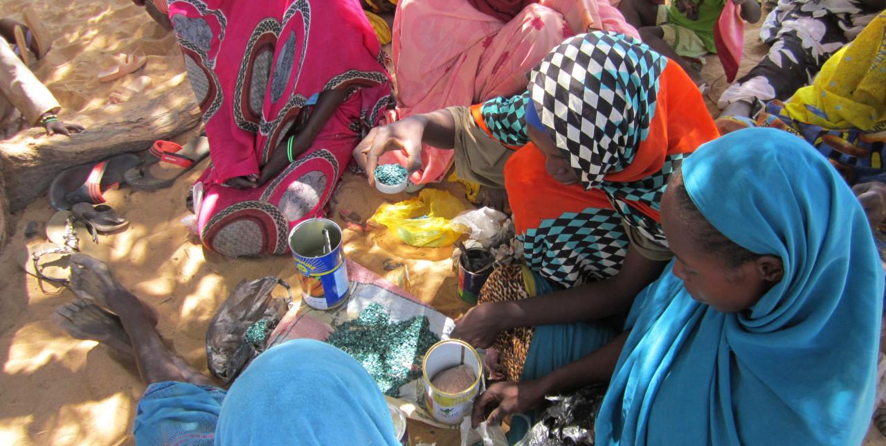 Supporting women-headed households in Sudan