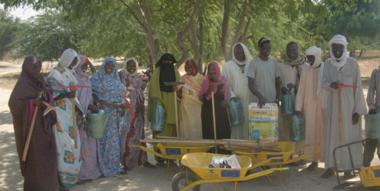 Malnutrizione: la battaglia di COOPI nell'Est del Ciad