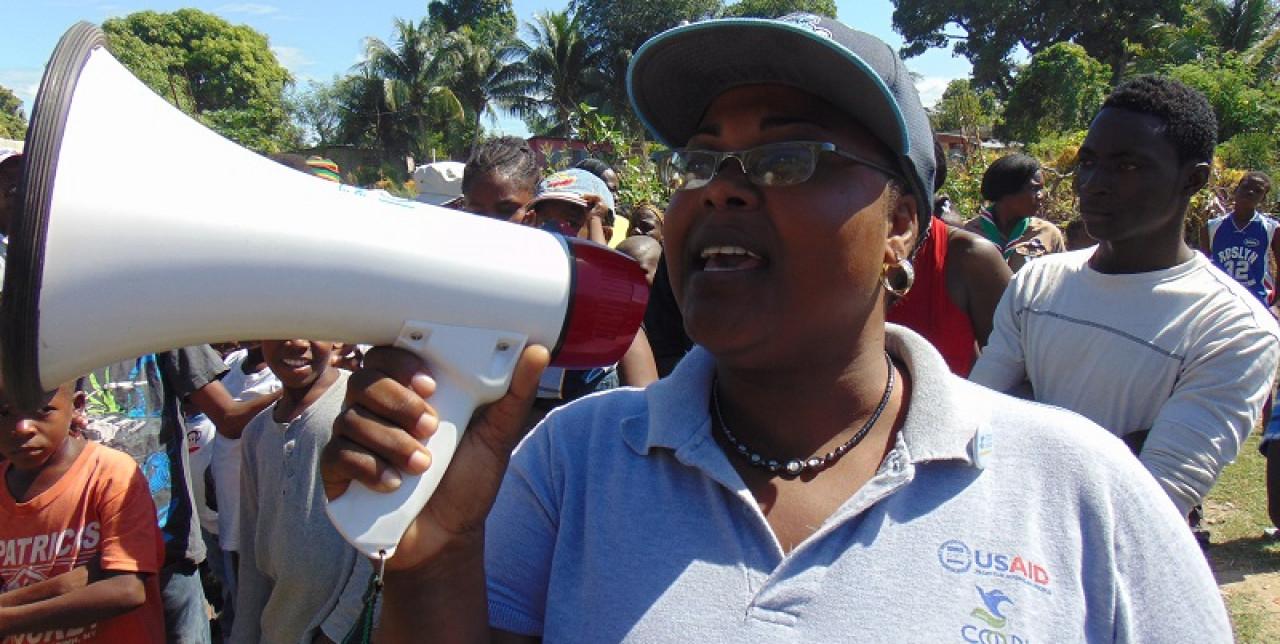 Haiti: prove di evacuazione in caso di catastrofi
