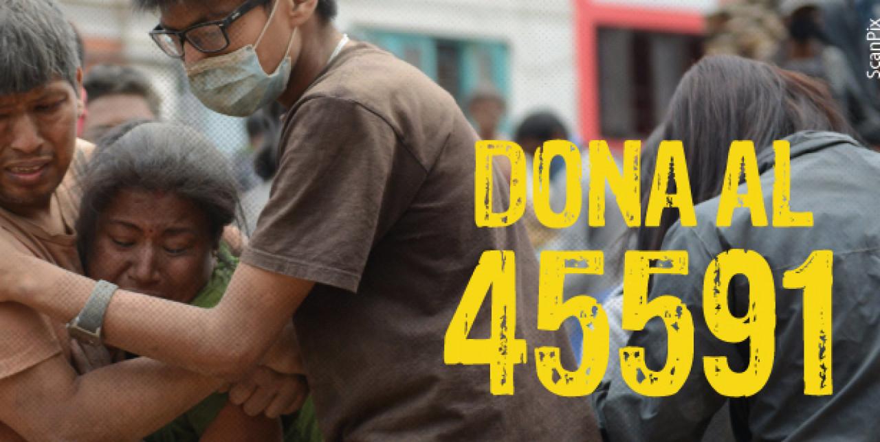 TERREMOTO IN NEPAL, PIU' DI 5.300 MORTI. Gli aiuti delle organizzazioni di AGIRE , in arrivo anche il Cargo della Ministero degli Affari Esteri.