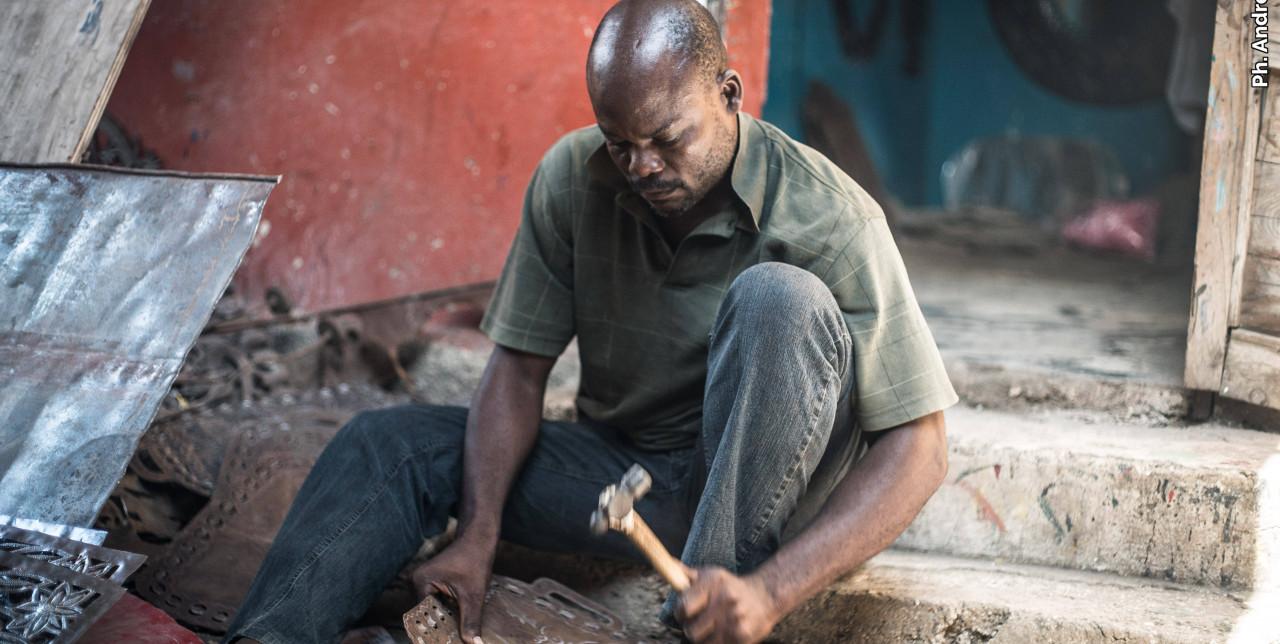La richesse artistique de Haïti se montre à l'international