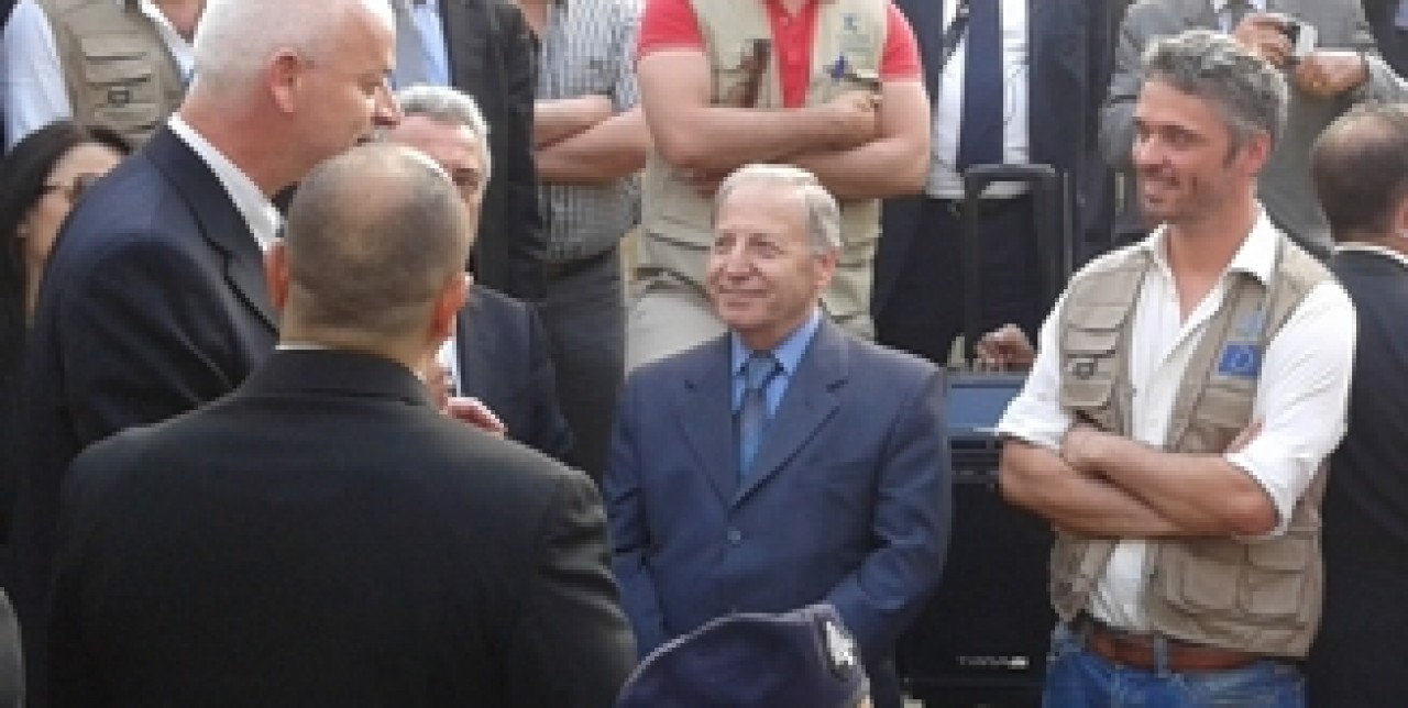 LAPO PISTELLI VISITS COOPI?S PROJECTS IN LEBANON