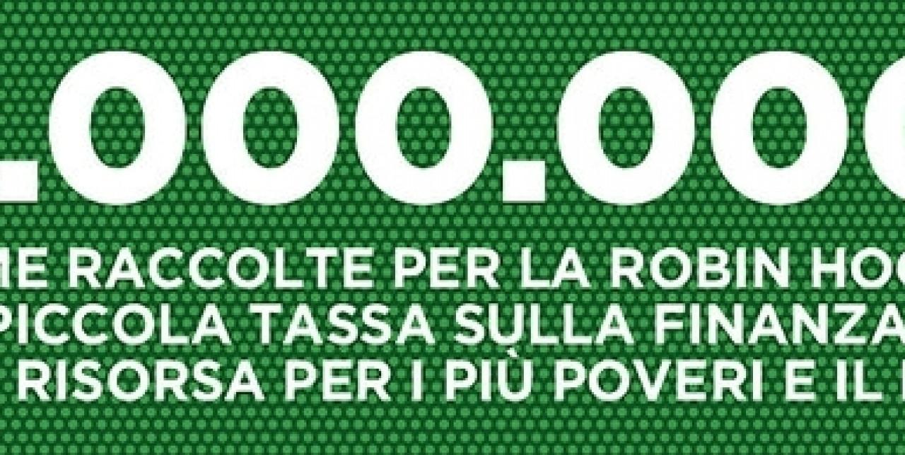 La carica di UN MILIONE di Robin Hood…