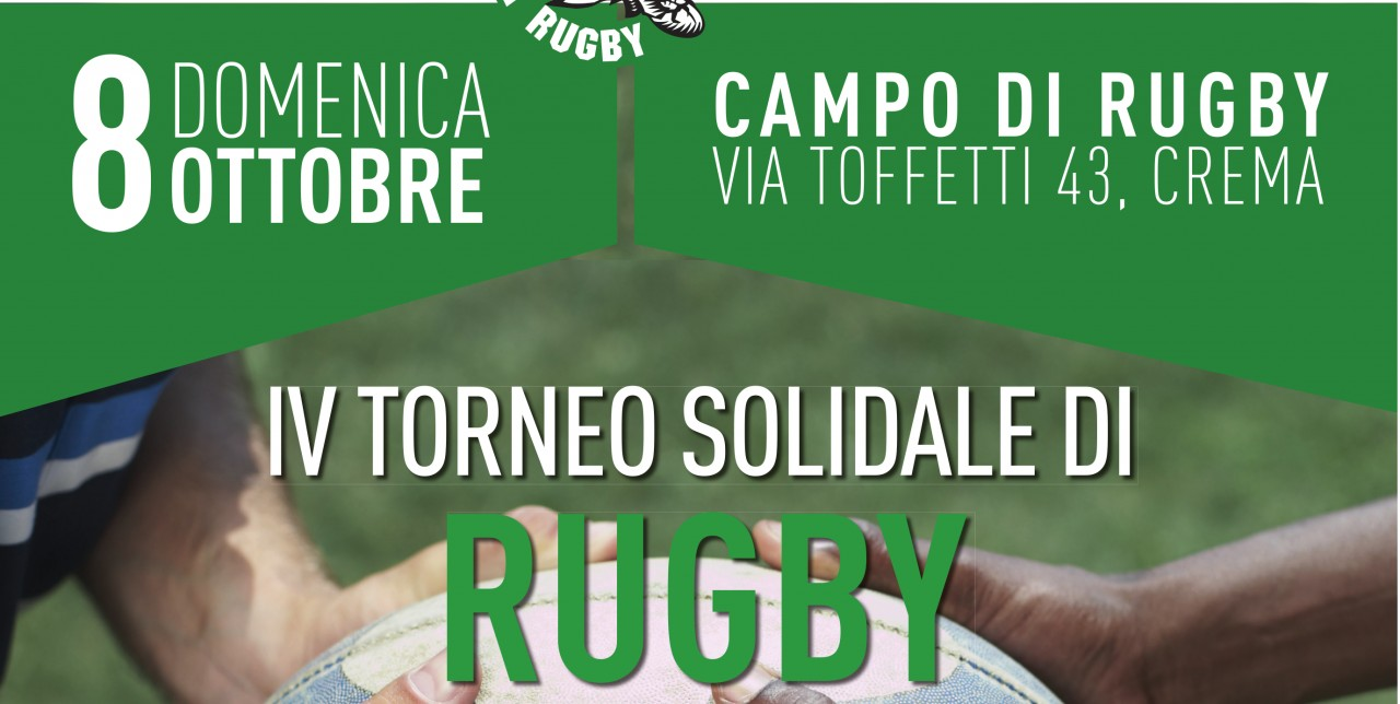 Torneo solidale di rugby