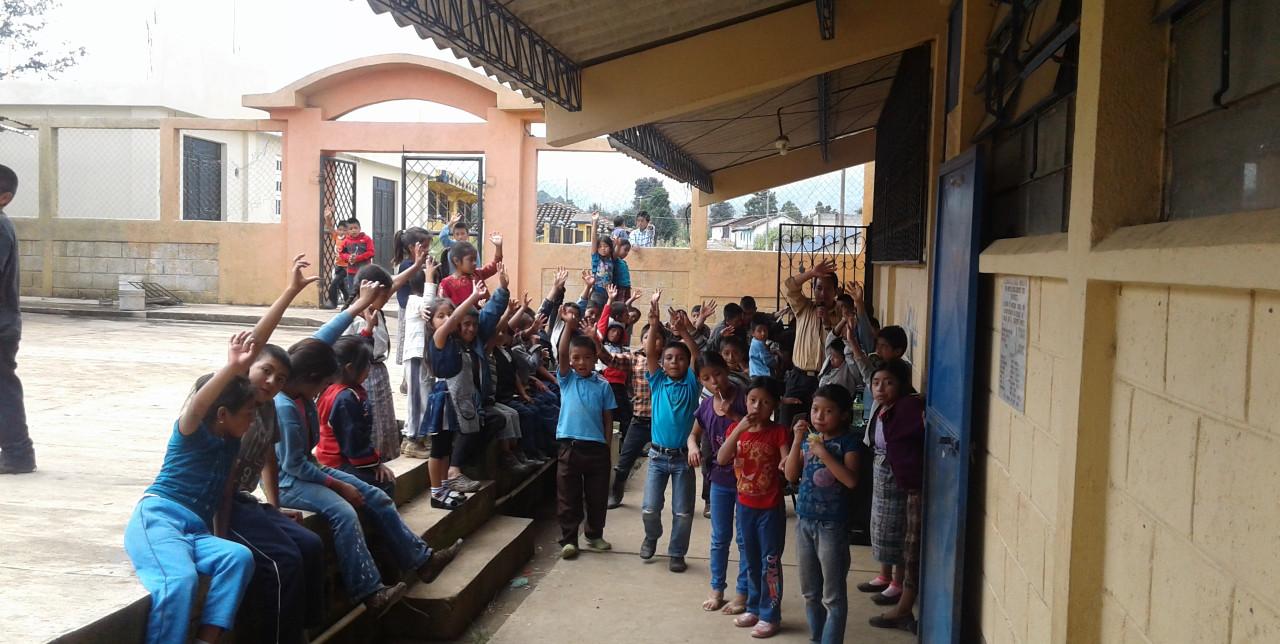 Guatemala: scuole pronte e organizzate
