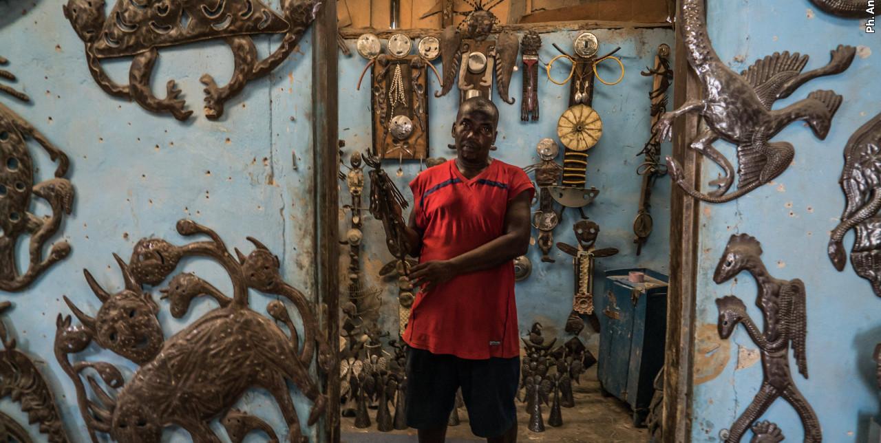 Arte e cultura per lo sviluppo di Haiti