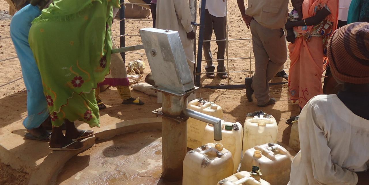 Risposta all'emergenza nel Nord Darfur