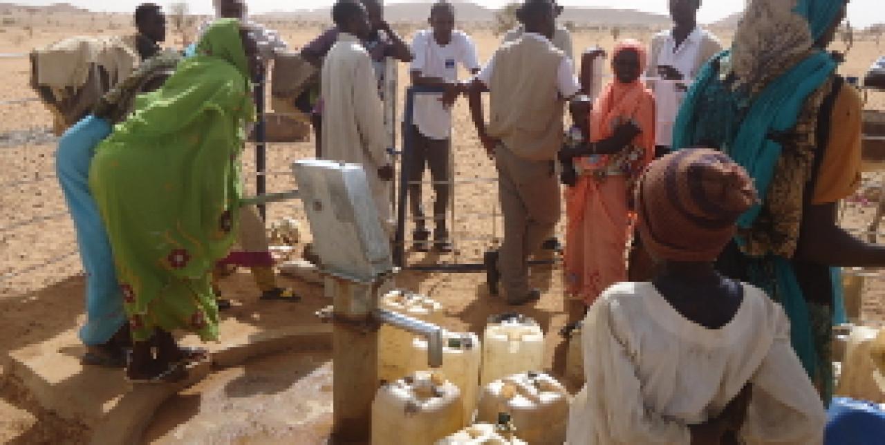 Acqua pulita per tutto il villaggio